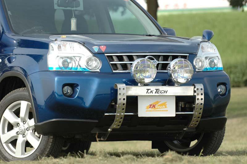 T31エクストレイルマイナー前ガソリン車 ランプステー