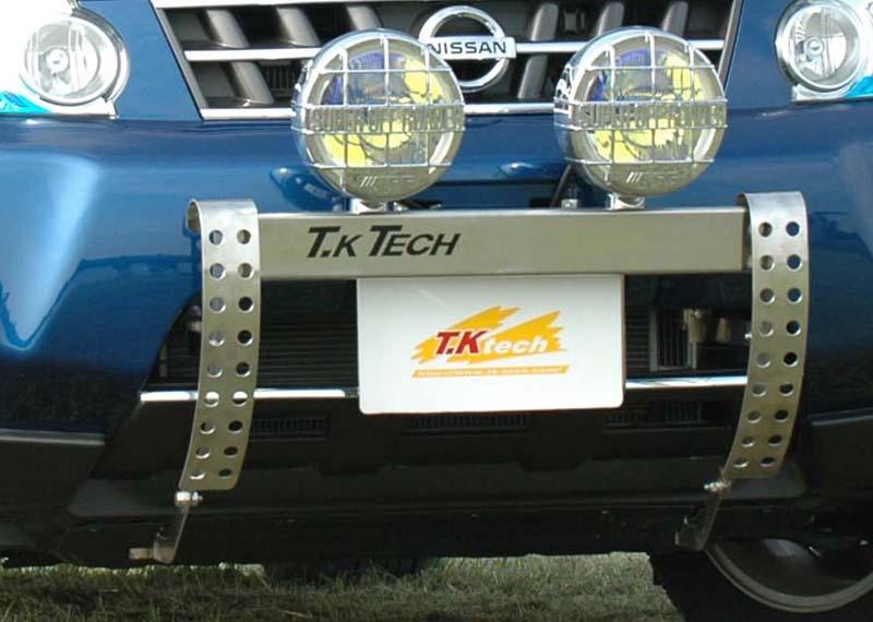T31エクストレイル ランプステー
