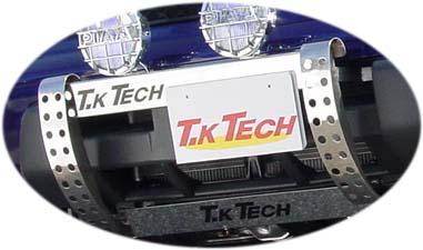T30エクストレイル用ランプステーDOTARMのアップ