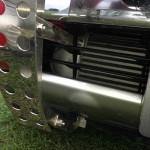 T31エクストレイル エクストリーマーパッケージ用ランプステー『DOTARM』取付ステー部分